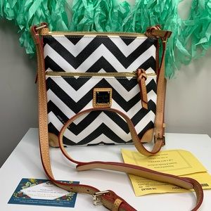 Dooney and Bourke Chevron Crossbody